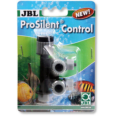 Shut Off Control Valve (JBL ProSilent Control Air Shut Off Control Valve & Extendable Splitter )