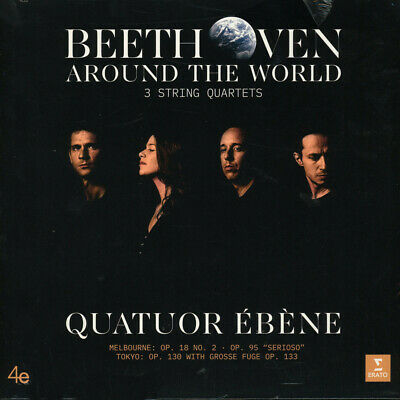 quatuor Ébène im radio-today - Shop
