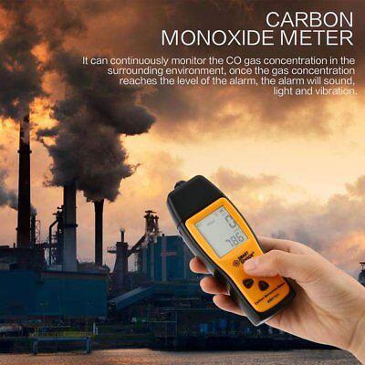 (Handheld Carbon Monoxide Meter Portable CO Gas leak Detector Gas Analyzer ND)