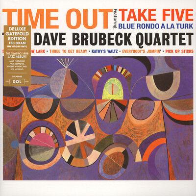 Dave Brubeck TIME OUT (DOL705HG, DELUXE) 180g GATEFOLD Take Five NEW VINYL LP segunda mano  Embacar hacia Argentina