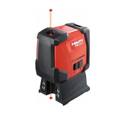 Hilti Pm 2-p - 2 Point Laser Level Self-leveling Laser Level - New 2047037