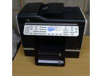 HP Officejet Pro-L7780 All-In-One Printer, Scanner, Copier, Fax