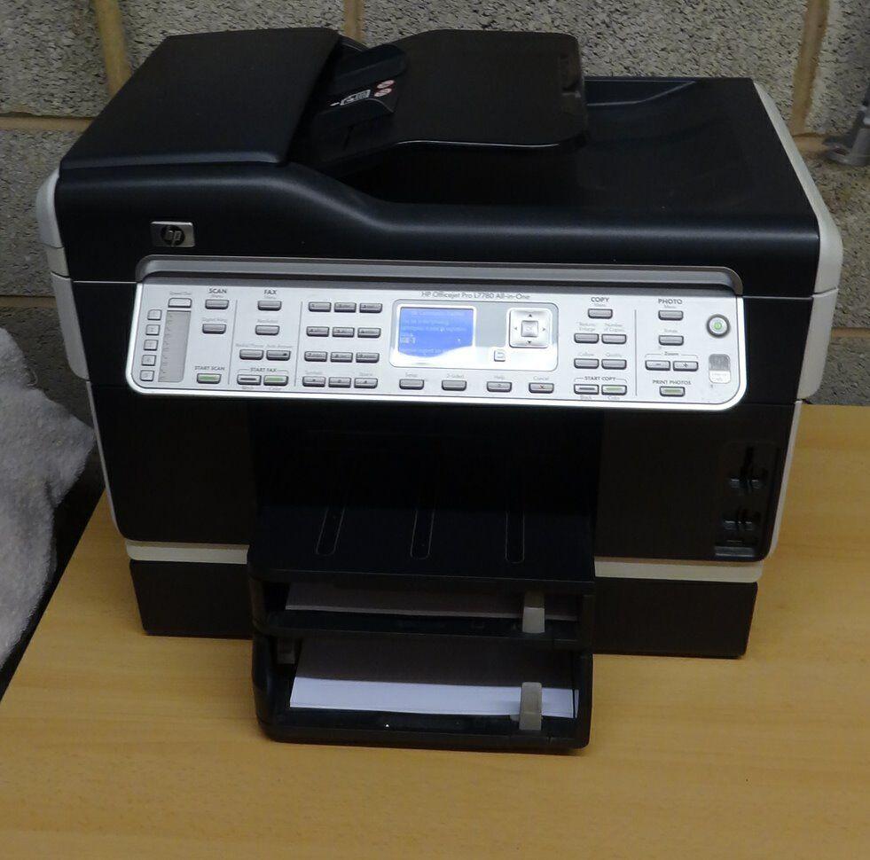 Hp L7590 manual