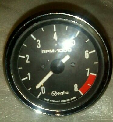 VEGILA TRIUMPH BONNEVILLE MANUAL REV COUNTER  TACHOMETER   1970S