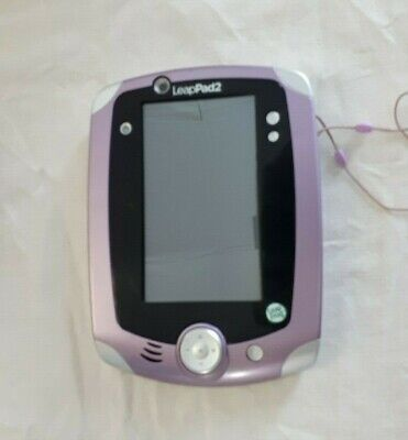 LeapFrog LeapPad 2 Explorer Learning Purple Game Tablet System + EXTRAS, 6 games