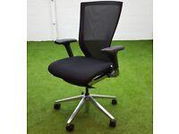 Techo Sidiz chair black mesh cheap