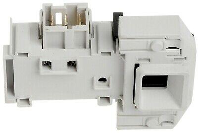Puerta Lavadora Bloqueo Seguridad Cerradura Eléctrico Interruptor Para Bosch Wab
