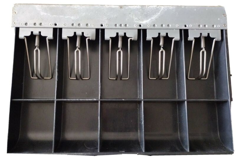 MS Cash Drawer - Till Insert, Model 73041-003F - 5 Cash and 5 Coin