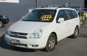 Kia Carnival Automatic 8 Seater Caboolture Caboolture Area Preview