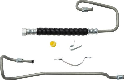 Power Steering Cylinder Line Hose Assembly-Pressure Line Assembly Left Gates
