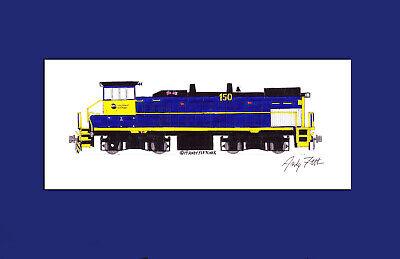 Long Island 15 (Long Island Rail Road MP15AC #150 11