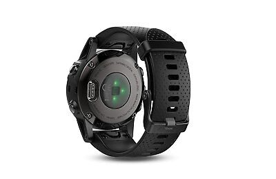 Garmin fēnix 5S Sapphire Edition 42mm GPS Watch - Black