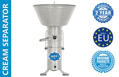Electric Milk Cream Separator Milky Stainless Steel Fj 350 Ear 230v