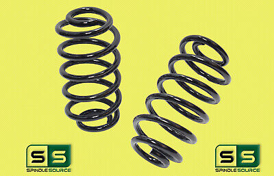 """2007 - 2014 Chevy GMC SUV 2"""" Drop Lowering Coils Springs Yukon Avalanche + MORE"""