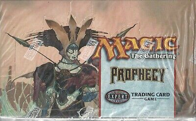 MTG Magic the Gathering - Factory Sealed - Prophecy Booster Box