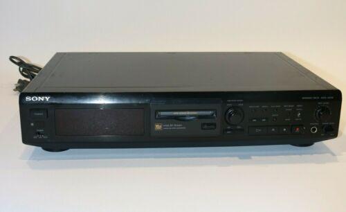 Sony Wide Bit Stream Digital Rec Mini Disc Player MDS-JE510