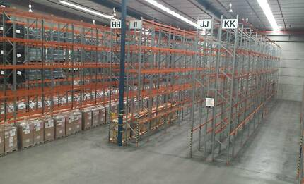 Clean warehouse with full 3pl services Seven Hills Blacktown Area Preview