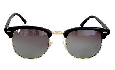 Unisex Abgerundete Quadrat Club Form Sonnenbrillen Polarisiert Farbverlauf