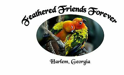 Feathered Friends Forever rescue/refuge,INC