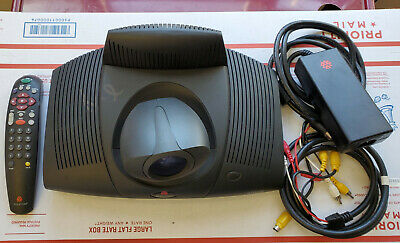 Polycom Viewstation Pvs-14xx Videoconference Camera With Power And Remote