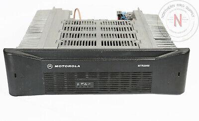 Motorola Mtr2000 Uhf Repeater T5766a 40watt 403-470mhz
