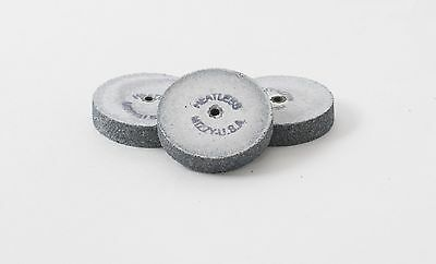 Dental Laboratory Abrasive Heatless Wheels Regular Grey Silicone Carbide 4