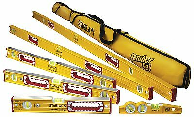 Stabila 78096 Complete 6 Magnetic level set ...