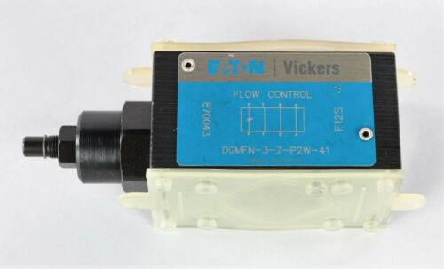 New 870043 Eaton Hydraulic Flow Control Valve DGMFN-3-Z-P2W-41