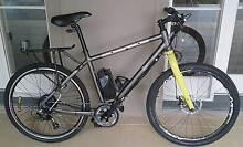 Giant SEEK Electric Bike