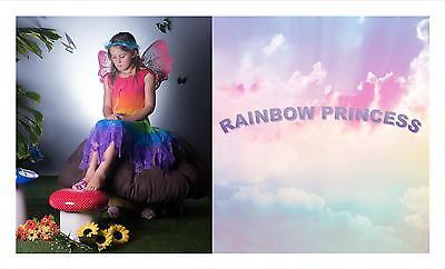 The Rainbow Princess Fairy