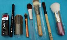 Lipstick, liquid eyeliner and makeup brushes Prospect Prospect Area Preview