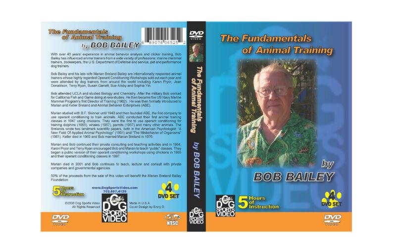 Fundamentals of Dog Training by Bob Bailey