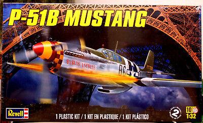P 51 B Mustang 1:32 Revell 5535