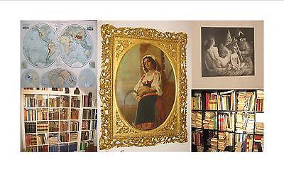 libri antichi stampe mappe quadri