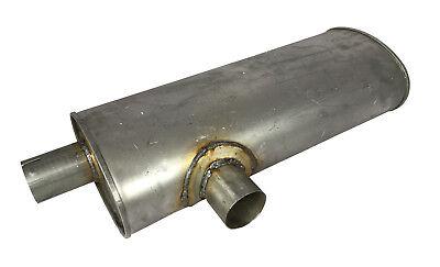 Unimog 411 421 Auspuff komplett mit Krümmerrohr Auspufftopf und Endrohr M97+