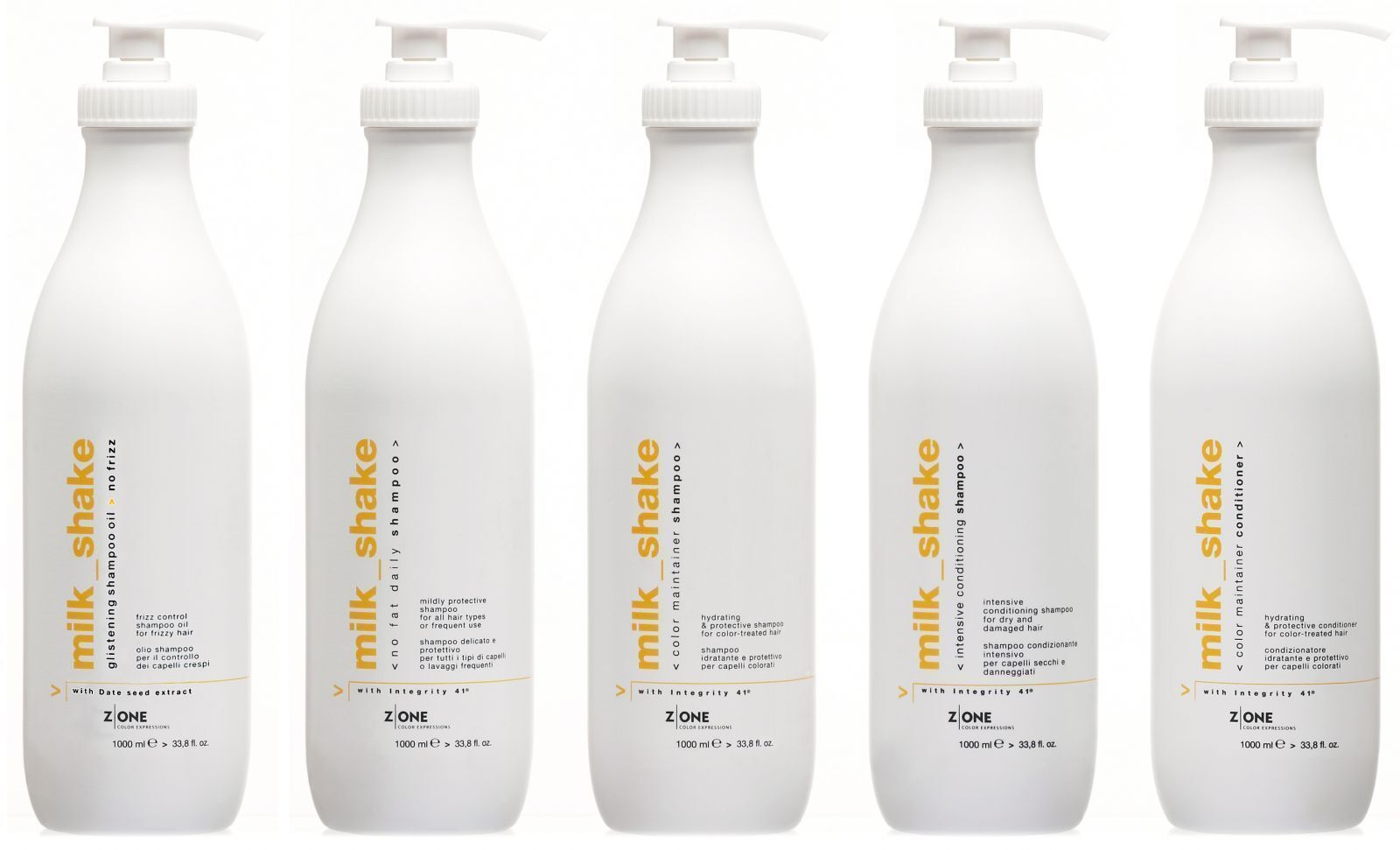 MILK SHAKE Z ONE Hair Products  33.8 OZ ~ You Choose