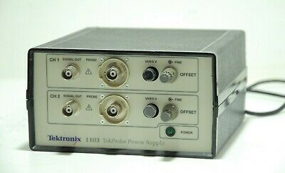 Tektronix 1103 Tekprobe Power Supply Mint Condition