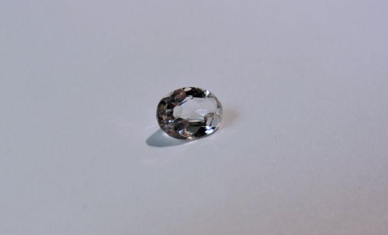 MORGANITE Oval Cut Stone - .50ctw 7x5mm - NWT