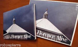 FLORENCE-ALIVE-FIRENZE-INTERBOOKS-1986-come-NUOVO-Max-NOBILE-Giorgio-Saviane
