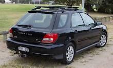 2001 Subaru Impreza RX S Manual AWD MY01 West Beach West Torrens Area Preview