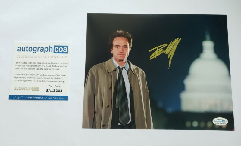 Bradley Whitford Autographed Signed 8x10 Photo The West Wing ACOA