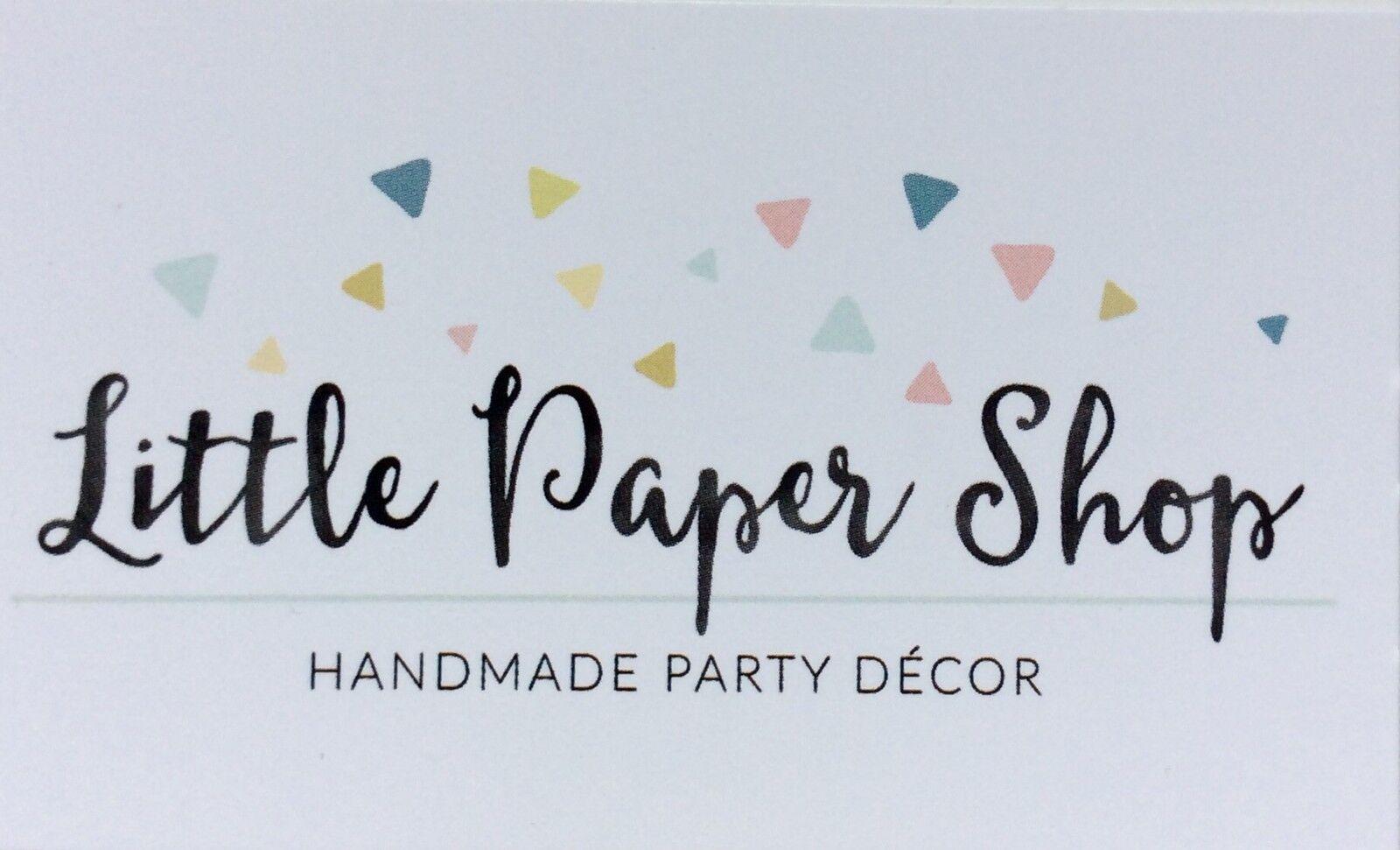 Little Paper Shop