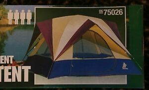 Hillary 4 person dome Tent & Hillary Tent | Buy or Sell Fishing Camping u0026 Outdoor Equipment in ...
