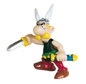 Astérix et Obélix figurine Astérix tenant l/'épée 6 cm figure 605012