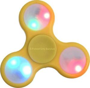 FIDGET SPINNER -- WE HAVE 17 COOL TYPES IN STOCK -- SURPLUS PRICES ONLY $5.99 to $8.99
