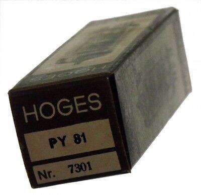 NEU/NOS/OVP: Elektronenröhre PY81 (Hoges)