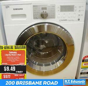 Samsung 7.5kG/4Kg Washer Dryer Combo with Warranty Booval Ipswich City Preview