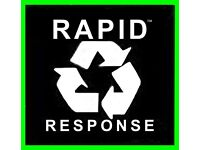 ☎️ RAPID RESPONSE™  HOUSE CLEARANCE, RUBBISH REMOVAL, JUNK UPLIFTS, Man And a Van, Disposal Team for sale  Holyrood, Edinburgh