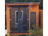 Garden Home Office Fully Insulated