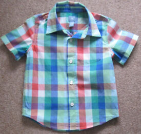 Boys clothes age 2 – 5 years, 25p-£8 per item.